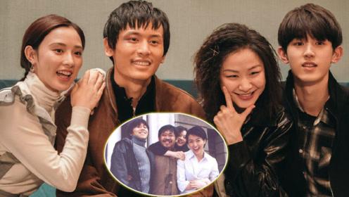 同戏PK:彭小苒张哲瀚郭俊辰金靖《我的兄弟姐妹》对战姜武夏雨梁咏琪