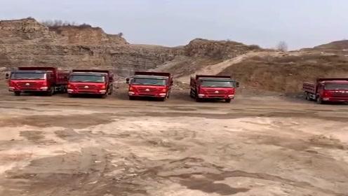 大型矿山查封了,老板赔本转让大货车!