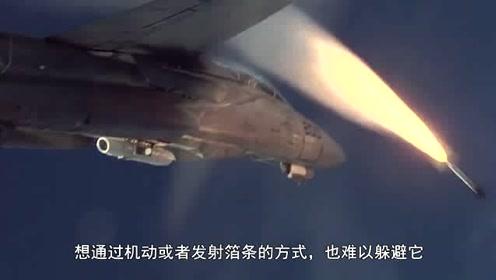 战斗机被导弹锁定之后,还能顺利逃脱吗?