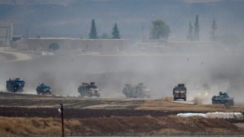 危机四伏,俄罗斯军警在叙利亚巡逻时遇路边炸弹3人受伤