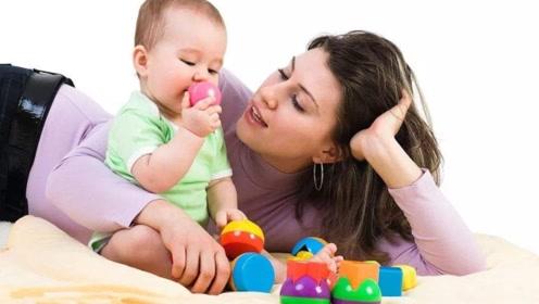 """宝宝这2个""""奇怪""""的行为,其实是聪明的象征,快看看有你家娃吗"""