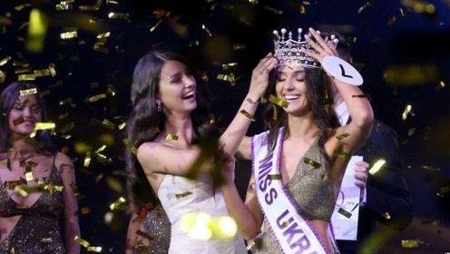 """因身为人母被取消资格,乌克兰选美冠军状告""""世界小姐""""主办方"""