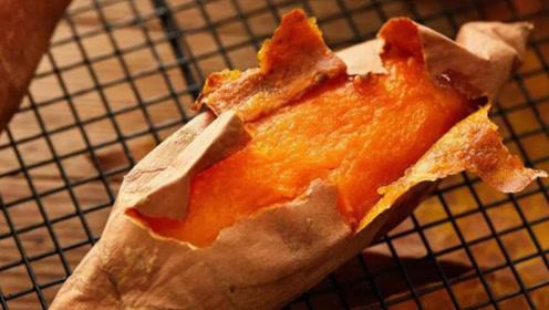 寒冬里的美味烤红薯,到底是不是健康食品?