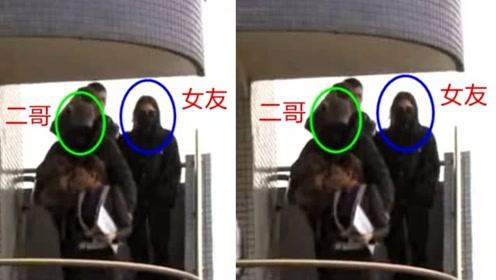 高以翔遗体抵达台湾,女友随高以翔二哥伴挚爱回家,首度露面十分憔悴