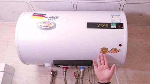 冬天水龙头热水出的慢?教你个绝招,动动热水器这地方,轻松解决