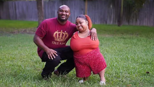 年轻女子失去双臂,身高不过70厘米,还与帅气男友谈恋爱!