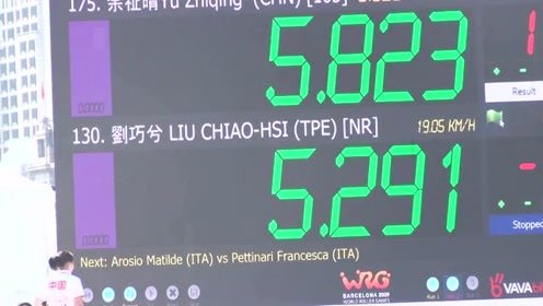 2019SSO上海国际公开赛 青女速度过桩预赛