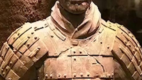 秦始皇陵石铠甲加工地被发现!网友:一铲子下去不是古墓就是遗址