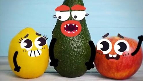 趣味涂鸦:涂鸦的美好生活,我们是可爱三人组!