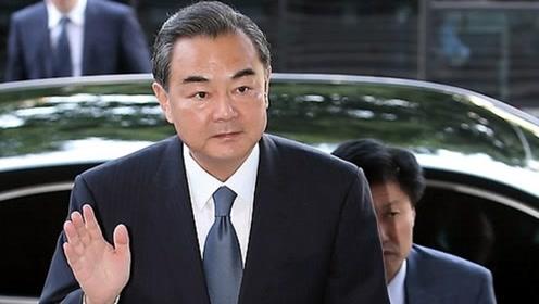 中国外长五年来首次访韩 韩专家:中方对半岛和平作用尤为重要