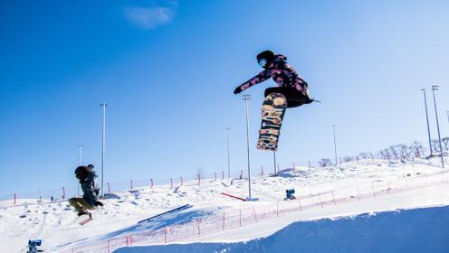 美媒:越来越多滑雪场涌现 滑雪将成中国下一个运动热潮
