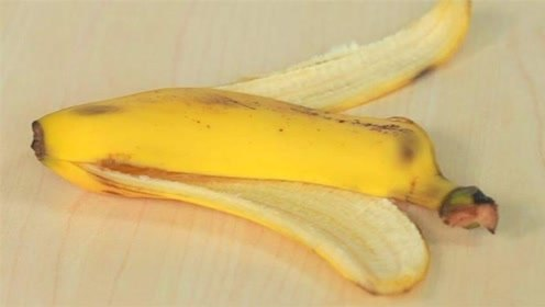 剥下来的香蕉皮,半根也别扔!用途真是厉害,解决了男女人的难题