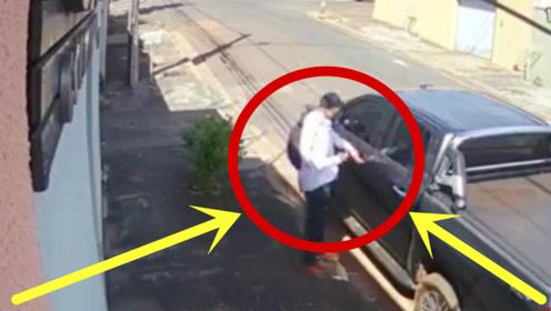 男子抢劫遇上狠角色,还没嚣张2秒,瞬间丢了命!