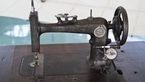 作为三大件的缝纫机,如今能卖多少钱,为何人们都不愿意卖!