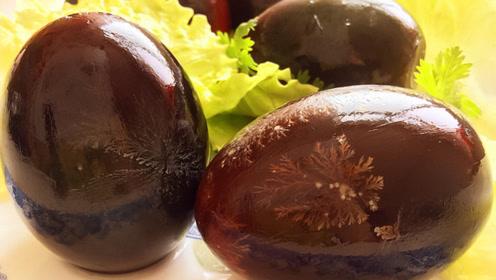 过年过节必备菜肴松花蛋,该如何挑选?