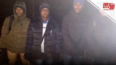男子在俄罗斯建假哨所骗钱 用假国境骗移民说芬兰到了