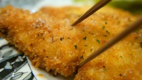 日本餐厅出现极品太阳鱼,厨师花样制作它