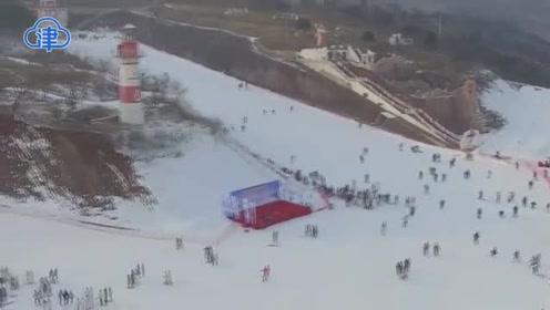 【津云微视】蓟州区首届大众冰雪季启动!快来一起玩转冰雪