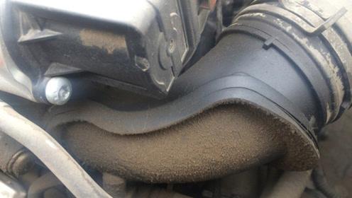 涡轮增压口有机油,不清理会不会伤车?专业技师教你操作