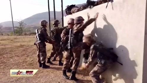 15公里考核线 新战士迎接全新挑战