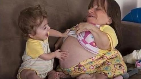 世界上最矮小的母亲,3年连生3个孩子,结局让人心酸!