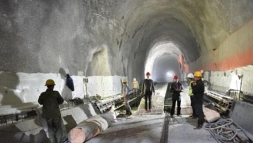 世界最难建的隧道,国外专家直言干不了,被我国13年修建完成