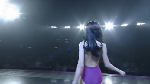 韩国女神绝美出场,这唯美的画面,又有几个人不心动呢!