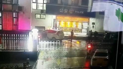 女子遛狗不栓绳咬伤他人:多次辱骂拳打民警 被拘留9日罚款100元