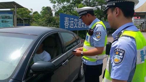 拿到驾照后一直没开车,为何驾照会被吊销?交警:很常见