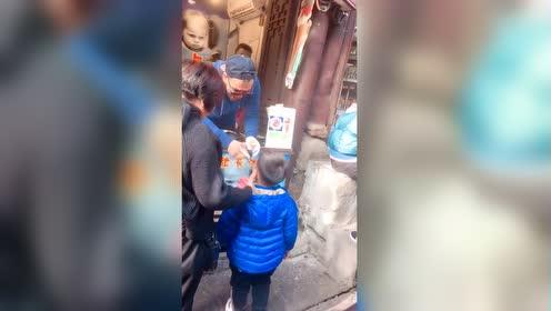 最近这个视频火了重庆 重庆磁器口!