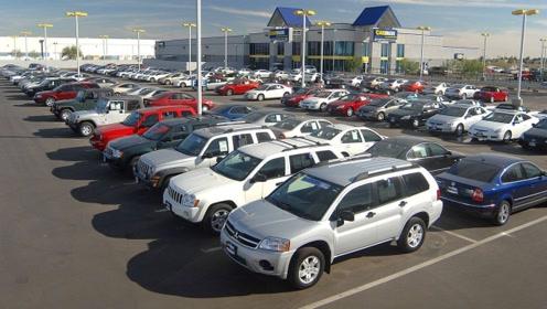 买二手车时要检查这4个地方,否则容易买到事故车,学会省得被坑