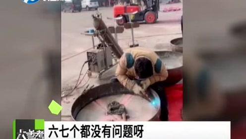 """""""大唐不倒翁""""走红带火道具制作,老板:生意太火爆"""
