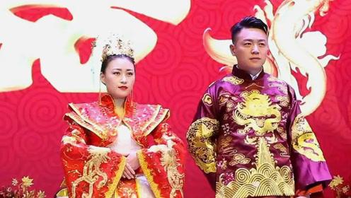 贵州一姑娘因长得太好看,嫁给深圳富商,猜猜婚礼有多奢侈!