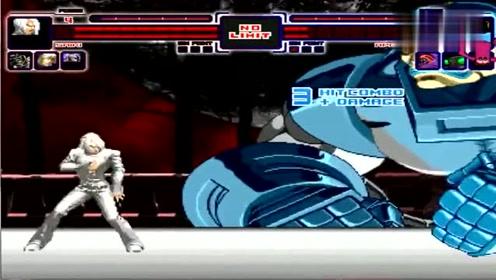 格斗游戏:宇宙创世神对战大BOSS,谁会比较厉害呢