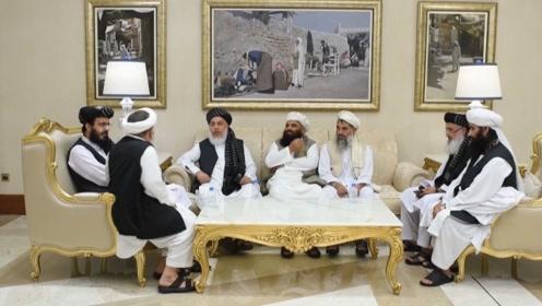 """叫停三个月后 美国与塔利班和平谈判""""重新上路"""""""