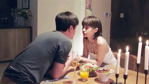 第二次也很美:许朗安安第一次约会,谁注意到安安的衣服,超甜