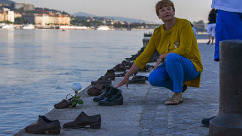 多瑙河畔最引人注目的60双铁鞋,读不懂它,你就不了解匈牙利