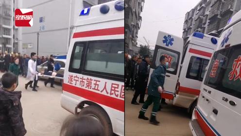 四川遂宁一小区9人疑似一氧化碳中毒,已致2人死亡