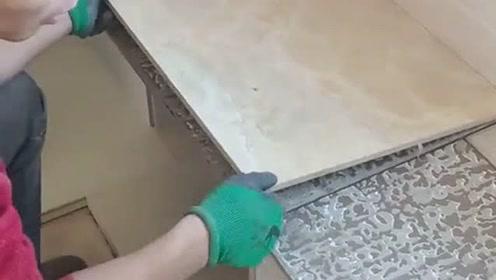 纯瓷灶台防火防潮防水,干净好打理,有没有安装同款灶台的!