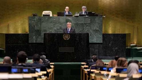 联合国呼吁东京奥运期间休战:避免武力纷争,停止敌对行动