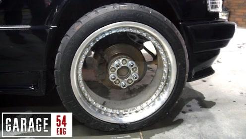 钢化玻璃也可以制作汽车轮胎?上路后大开眼界,网友:一定是中国制造!
