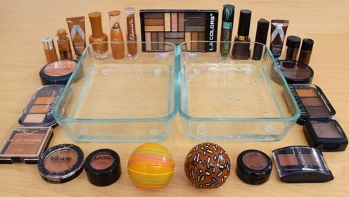 用焦糖色与巧克力色化妆品给透泰染色,无硼砂,你喜欢哪一个