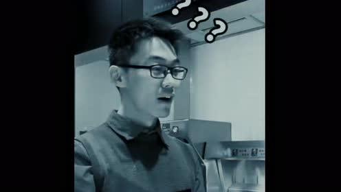 一男子背着锅去买冰激凌!老板看到后惊艳了!网友:这操作可以