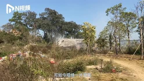 冲着六万平梯田公园买房,实为市政花园!广州一小区业主大呼上当