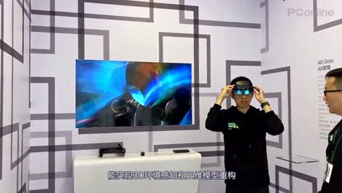 OPPO未来科技大会——OPPO第一款AR智能眼镜,沉浸式交互体验