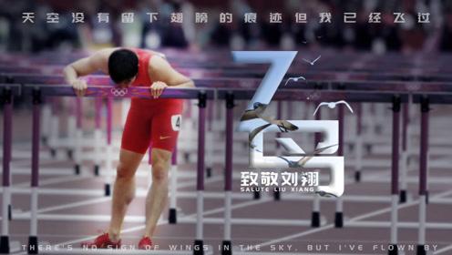 致敬刘翔 ,一起看看运动员光鲜背后的故事!