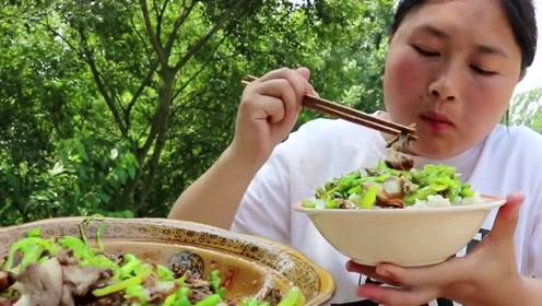 辣到嘴麻的下饭菜,胖妹2斤好货下了一锅,没有什么比这更香了!
