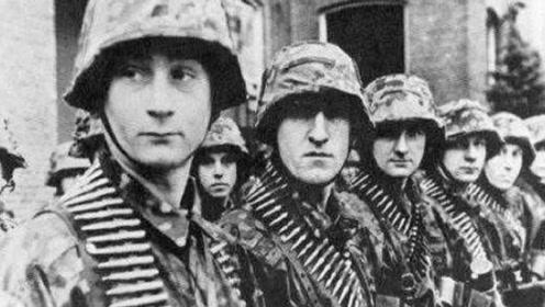 二战德国诞生第一支特种部队,作战方式让敌胆寒,网友:不愧是特战先驱