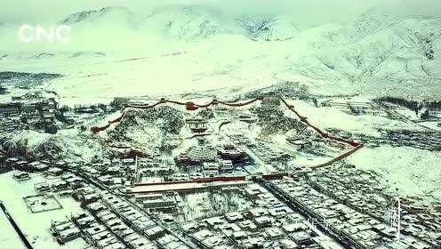 瞰中国 雪域高原 梦之圣地