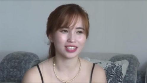 22岁越南美女嫁广西48岁大叔,为啥没1年就跑回娘家?看姑娘咋说